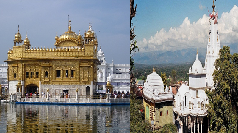 Famous Temples in Punjab