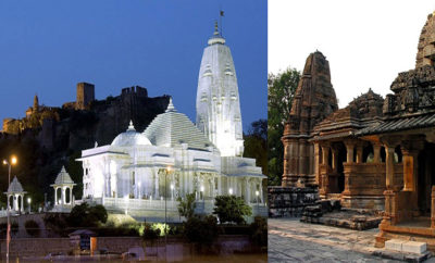 Famous Temples in Rajasthan
