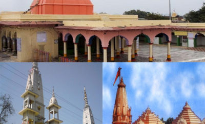 Famous Temples in Uttar Pradesh To Visit