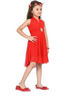 73b50f808ff3 This simple small frock go great with any festival, family get together and  even for parties. Give your little princess a excellent festive special net  ...