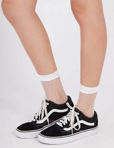 Fish Net Socks