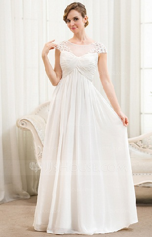 White Frocks Best And Stylish Designs For Women And Kid Girl