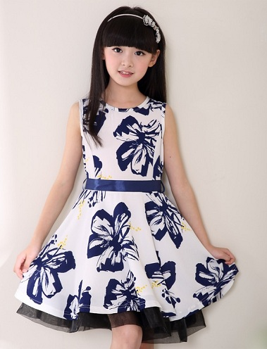 7e17a40e08 Girls Dress Designs - 50 Latest Collections in 2019 | Styles At Life