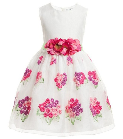 9 Latest Embroidery Frocks Design for Kid Girls | Styles At Life