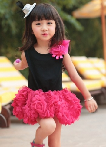 83c59b20ae6cd Girls Dress Designs - 50 Latest Collections in 2019 | Styles At Life