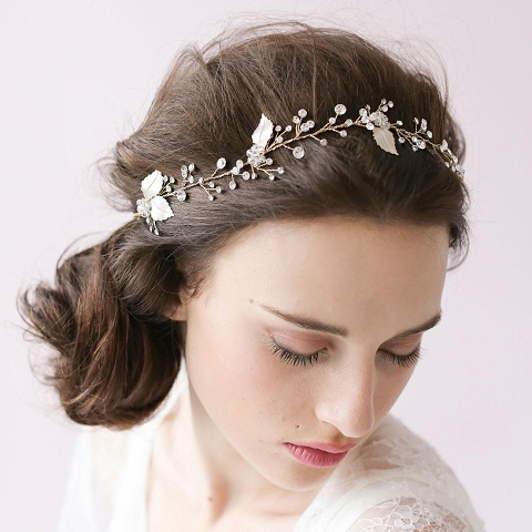 Flower Bands for Head