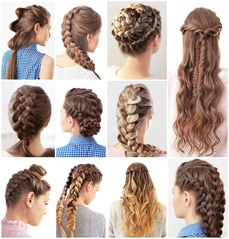 Magnificent 15 Cute And Easy French Braid Hairstyles You Need To Try Styels Natural Hairstyles Runnerswayorg