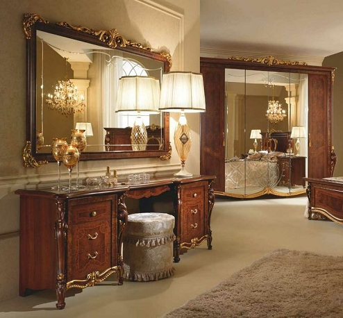 French Style Dressing Table for Her