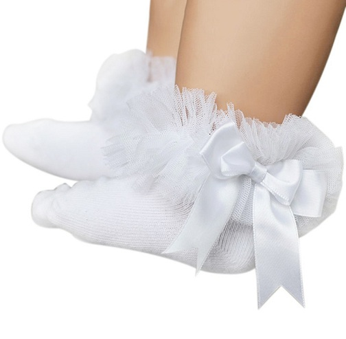 Frill Socks for Babies