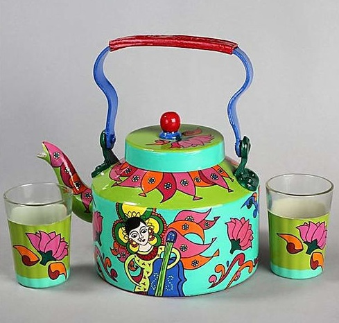 Funky Kettle Set