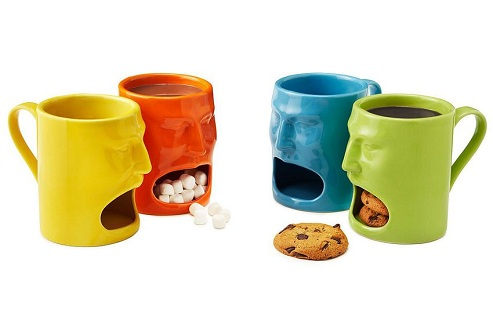 Funny Cookie Holder Cup
