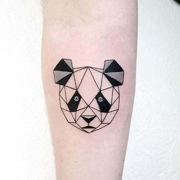 9 Spectacular Panda Tattoos With Images