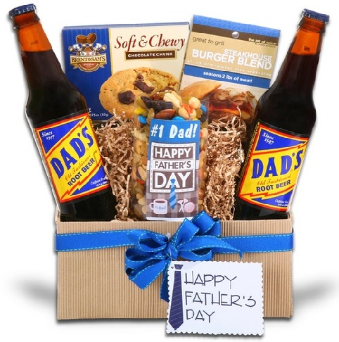 Gift Basket with Goodies
