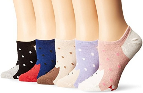 Girls Casual Cotton Socks