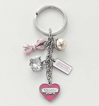 Girly Key chains