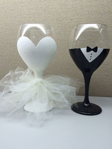 Glass for Couple