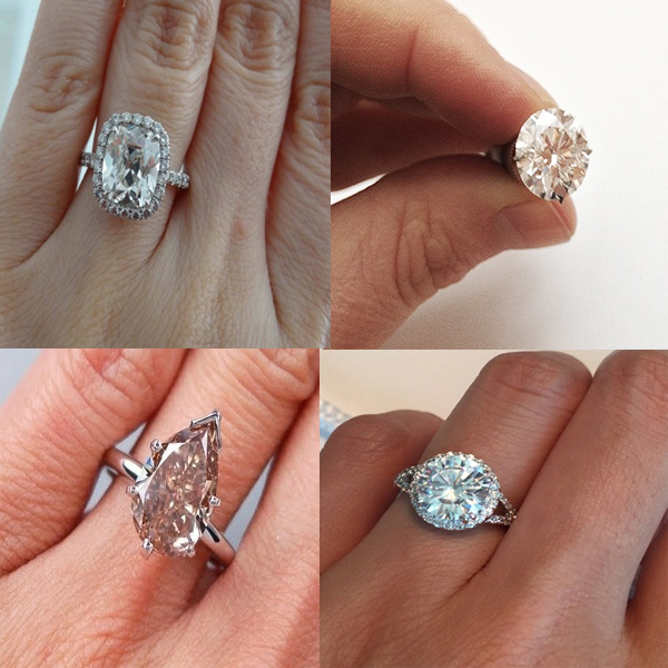 3 Carat Diamond Rings
