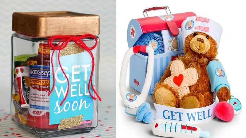 Great and Awesome Get Well Soon Gifts with Images