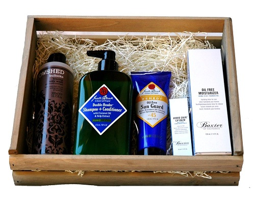 Grooming Kit for Valentine's Gift