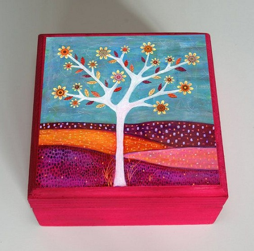 Handmade Trinket Box