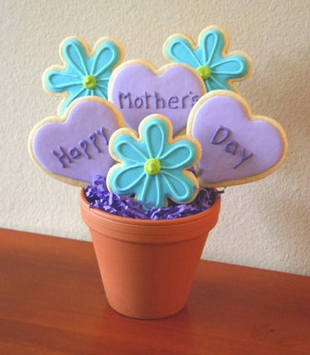 Handmade Pot for Mother's Day