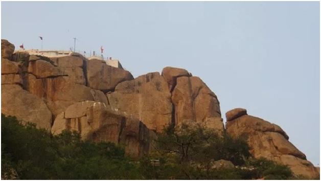 Hanuman Temple Hampi
