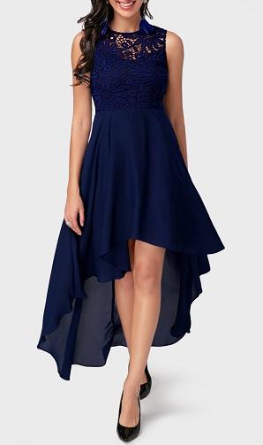 15 beautiful chiffon dress designs for women in fashion