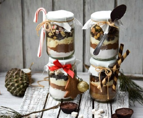 Holiday Chocolate Mixes