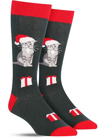 Holiday Mens Socks Design