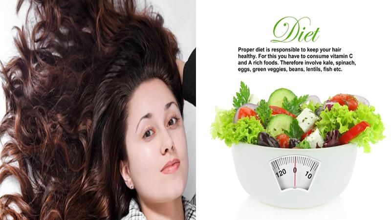 Maintain Healthy Hair
