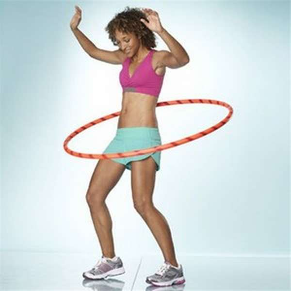Hula Hoops Exercises for Beginners