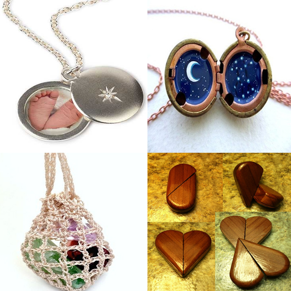 Make Your Own Locket
