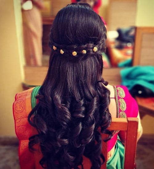 Indian Braided Hairstyles 8