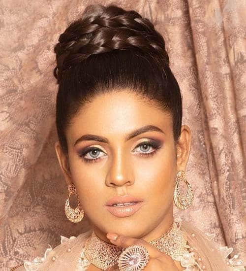 15 Latest Indian Braid Hairstyles For Women Styles At Life