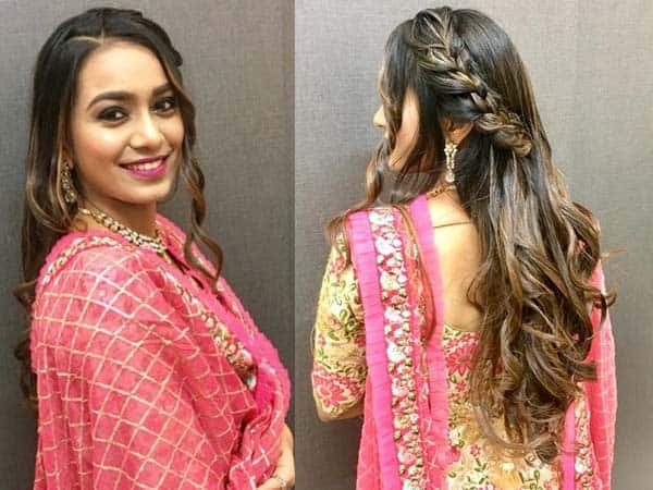 Indian Braided Hairstyles 14