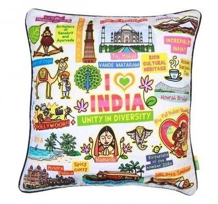 Indian Cushion