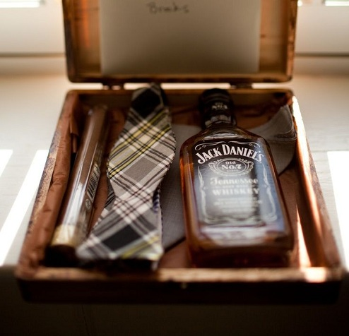 Jack Daniels Gift Box for Valentine's Day