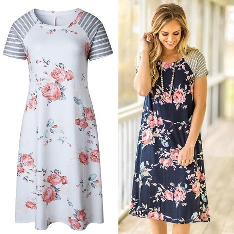 3f8d95c5a7c3 25 Latest Summer Dresses for Women in Fashion
