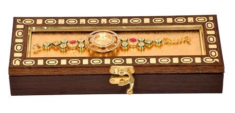 Jewellery Rakhi Gift for Sister