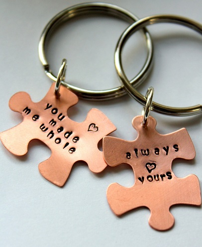 Key Chain Valentine's Gift