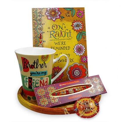 Kid Brothers Rakhi Gifts