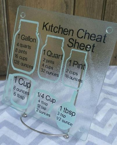 Kitchen Notice Board