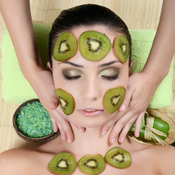 kiwi fruit face packs
