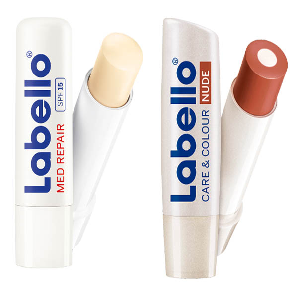 Labello Lip balms
