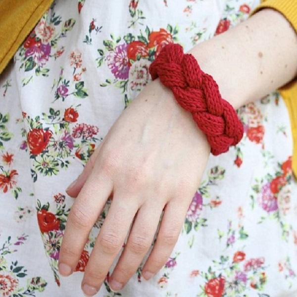 How to Make Thread Bangles