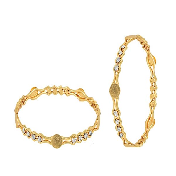 Latest Rold Gold Jewellery Bangles Designs
