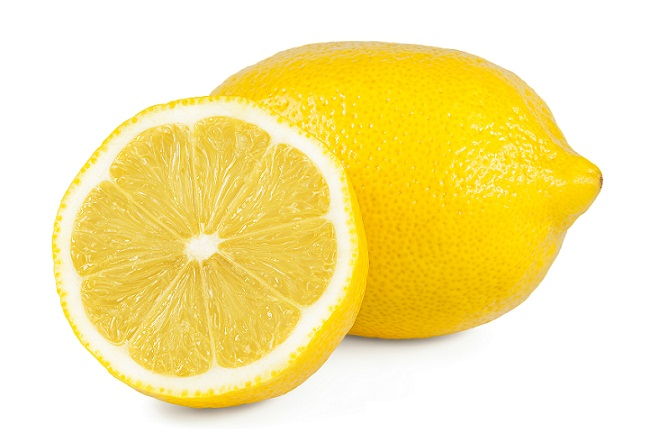 LEMON TO REMOVE PIMPLES