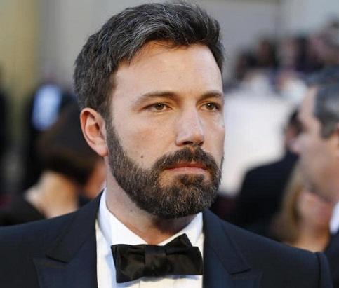 Long Stubble Beard