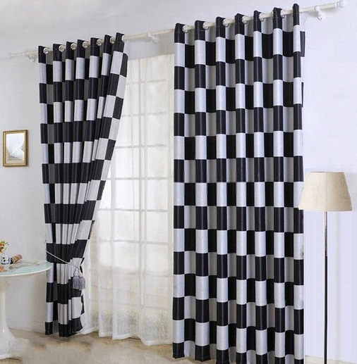 9 Best And Stylish Black Curtain Designs For Home Styles At Life