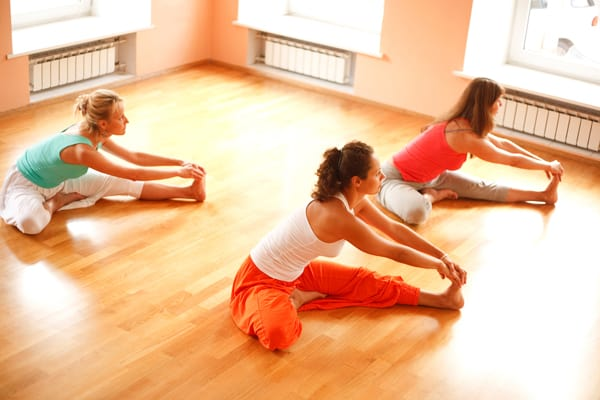 Maha Yoga Postures